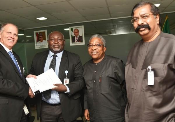 Dangote Group / Press release   Dangote, Chevron Nigeria Sign